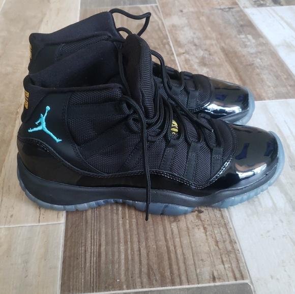 e1bb4f69a8ec ... new zealand jordan retro 11 gamma blue sneakers 89683 06d02